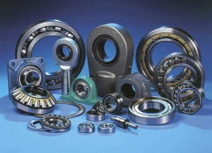 General bearing types from Gentech